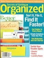 Secrets of Getting Organized BH&G