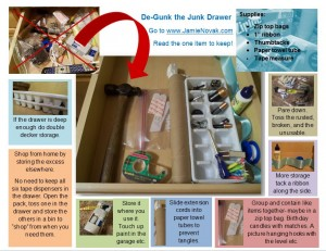 Junk Drawer with Jamie Novak